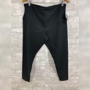 yummie by heather thomson Black leggings Size 2X
